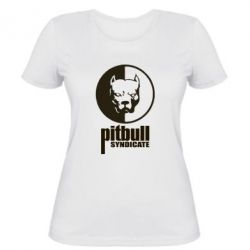Женская футболка Pitbull Syndicate - FatLine