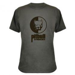 Камуфляжная футболка Pitbull Syndicate - FatLine