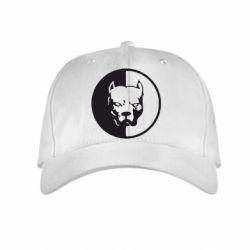 Детская кепка Pitbull