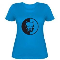 Женская футболка Pitbull - FatLine