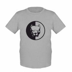Детская футболка Pitbull - FatLine