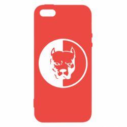 Чохол для iphone 5/5S/SE Pitbull