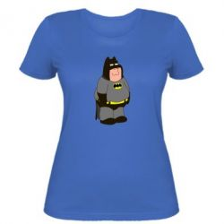 Женская футболка Питер Гриффин Бэтмен - FatLine