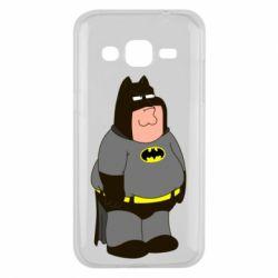 Чохол для Samsung J2 2015 Пітер Гріффін Бетмен
