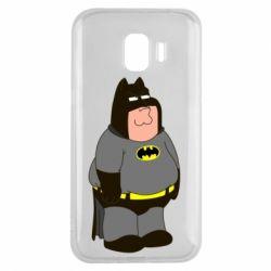 Чохол для Samsung J2 2018 Пітер Гріффін Бетмен