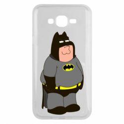 Чохол для Samsung J7 2015 Пітер Гріффін Бетмен