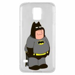Чохол для Samsung S5 Пітер Гріффін Бетмен