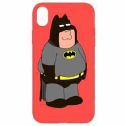 Чохол для iPhone XR Пітер Гріффін Бетмен
