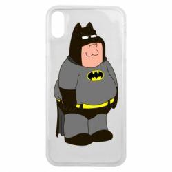 Чохол для iPhone Xs Max Пітер Гріффін Бетмен