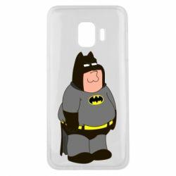 Чохол для Samsung J2 Core Пітер Гріффін Бетмен