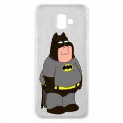 Чохол для Samsung J6 Plus 2018 Пітер Гріффін Бетмен