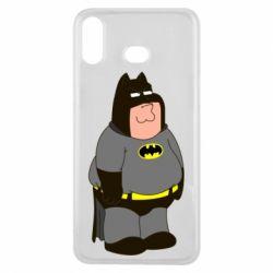 Купить Чехол для Samsung A6s Питер Гриффин Бэтмен, FatLine