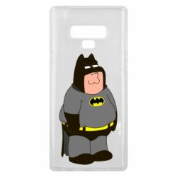 Чохол для Samsung Note 9 Пітер Гріффін Бетмен