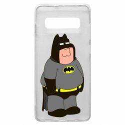 Чохол для Samsung S10+ Пітер Гріффін Бетмен