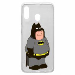 Чохол для Samsung A30 Пітер Гріффін Бетмен