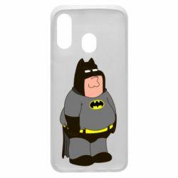 Чохол для Samsung A40 Пітер Гріффін Бетмен