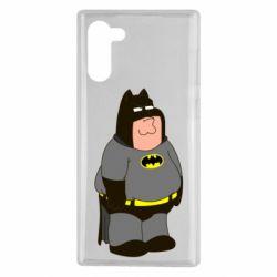 Чохол для Samsung Note 10 Пітер Гріффін Бетмен