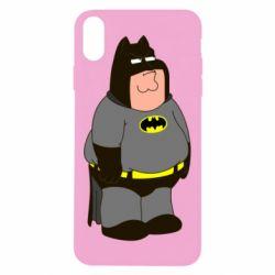 Чохол для iPhone X/Xs Пітер Гріффін Бетмен