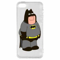 Чохол для iphone 5/5S/SE Пітер Гріффін Бетмен