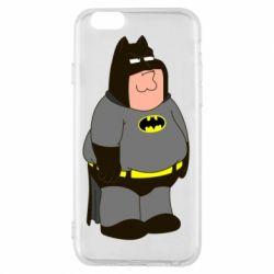 Чохол для iPhone 6/6S Пітер Гріффін Бетмен
