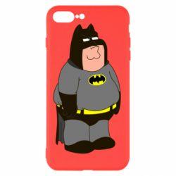 Чохол для iPhone 8 Plus Пітер Гріффін Бетмен