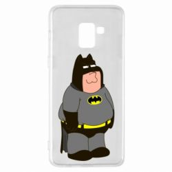 Чохол для Samsung A8+ 2018 Пітер Гріффін Бетмен
