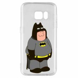 Чохол для Samsung S7 Пітер Гріффін Бетмен