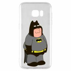 Чохол для Samsung S7 EDGE Пітер Гріффін Бетмен