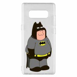 Чохол для Samsung Note 8 Пітер Гріффін Бетмен