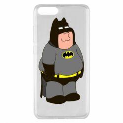 Чохол для Xiaomi Mi Note 3 Пітер Гріффін Бетмен