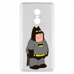 Чохол для Xiaomi Redmi Note 4x Пітер Гріффін Бетмен