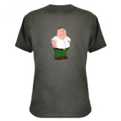 Камуфляжная футболка Питер Гриффин - FatLine