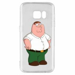 Чохол для Samsung S7 Пітер Гріффін