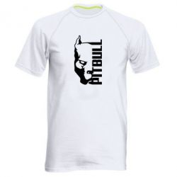 Мужская спортивная футболка Pitbull