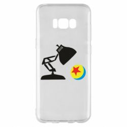Чехол для Samsung S8+ Pixar and ball toy story