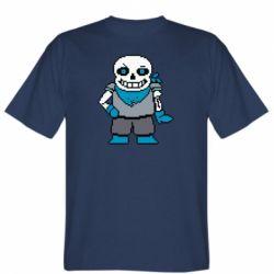 Чоловіча футболка Pixel Sans