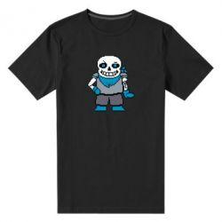 Чоловіча стрейчева футболка Pixel Sans