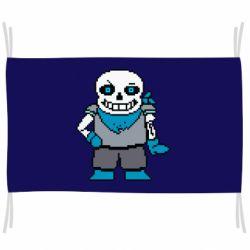 Прапор Pixel Sans