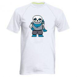Чоловіча спортивна футболка Pixel Sans