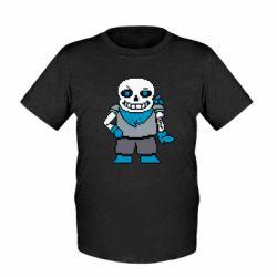 Дитяча футболка Pixel Sans