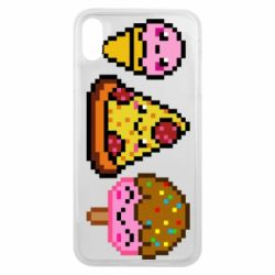 Чохол для iPhone Xs Max Pixel sweets