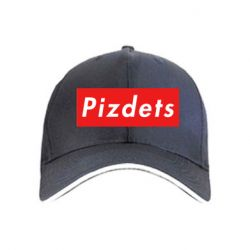 Кепка PIZDETS