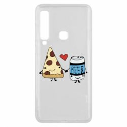 Чохол для Samsung A9 2018 Pizza and beer