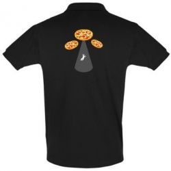 Футболка Поло Pizza UFO