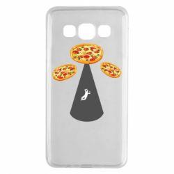 Чохол для Samsung A3 2015 Pizza UFO