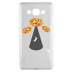 Чохол для Samsung A5 2015 Pizza UFO