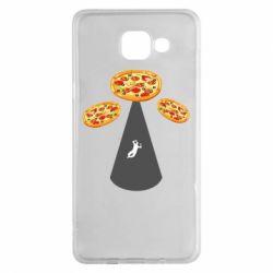 Чохол для Samsung A5 2016 Pizza UFO