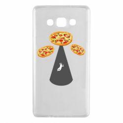 Чохол для Samsung A7 2015 Pizza UFO