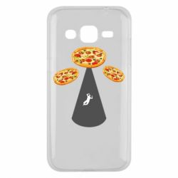 Чохол для Samsung J2 2015 Pizza UFO