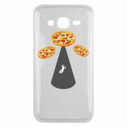 Чохол для Samsung J5 2015 Pizza UFO